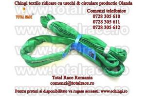 Oferta completa sufe textile de ridicare  Total Race