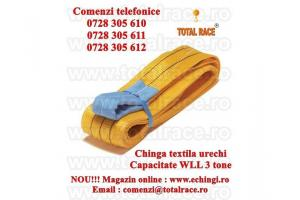 Chinga ridicare urechi 3 tone 4 metri, productie UTX Olanda