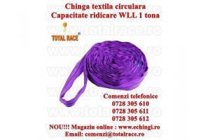 Sufe ridicare textile circulare 1 tona 4 metri