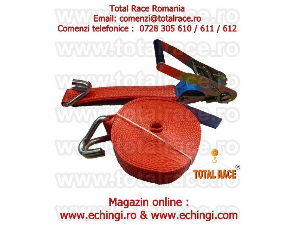 Chinga ancorare marfa , utilaje , termopane livrare stoc Bucuresti Total Race