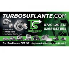 Reparatii turbosuflante, turbosuflante noi