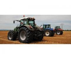 Tractoristi in Germania luna Septembrie!