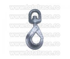 Carlig rotativ cu autoblocare Total Race