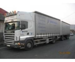 Soferi camion C+E Germania
