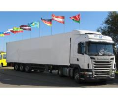soferi tir germania  1800 euro