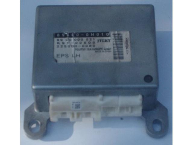 Reparatii calculatoare - ECU - servodirectie (Power Steering) Citroen C1, Peugeot 107, Toyota Aygo