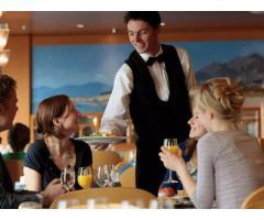 Posturi disponibile in domeniul restaurant/hotelier